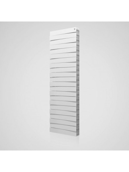 Royal Thermo PianoForte Tower Bianco Traffico - 18 секций