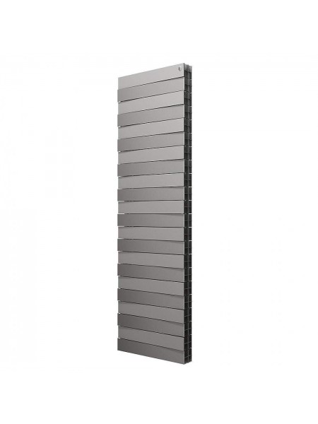 Royal Thermo PianoForte Tower Silver Satin - 18 секций